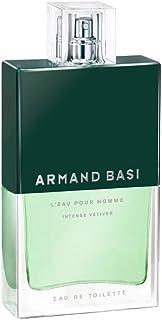 Armand Basi LEau Pour Homme Intense Vetiver Edt Vapo 125 Ml 125 ml