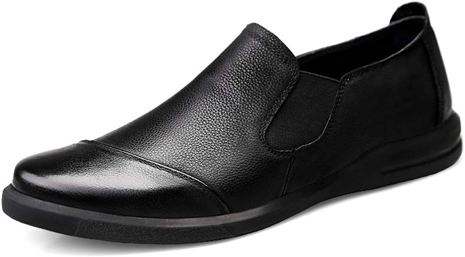 TYX-SS Men'S Formal Wear Men'S shoes Business Oxford Leather Feet Large Size shoes