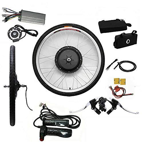 HaroldDol - Kit de montaje para bicicleta eléctrica de montaña (48 V, 1000 W, 26