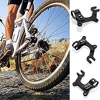 JIOLK マウンテン バイク サイク リング アイアン ディスク ブレーキブラケット コンバータ 自転車 ブラケット スイッチ 自転車パーツ 20mm 32mm