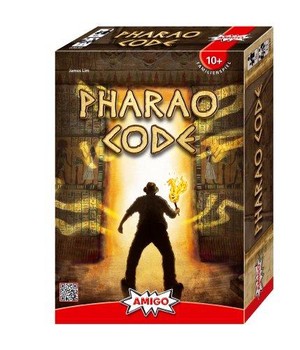 Amigo 03630 - Pharao Code, Brettspiel