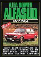 Alfa Romeo Alfasud 1972-84 (Brooklands Road Tests)