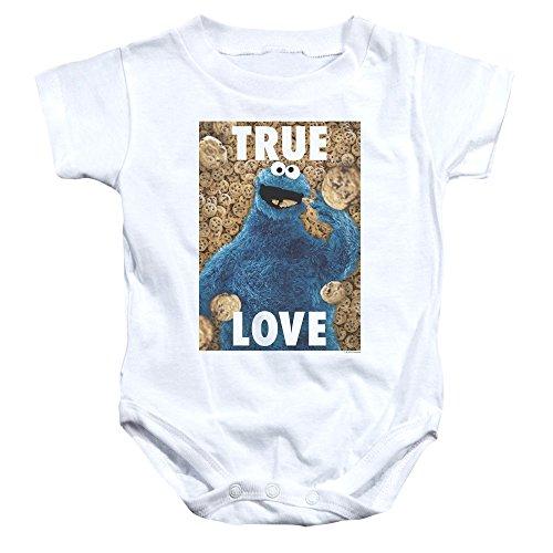 Sesame Street - Barboteuse - Bébé (garçon) - blanc - 24 mois
