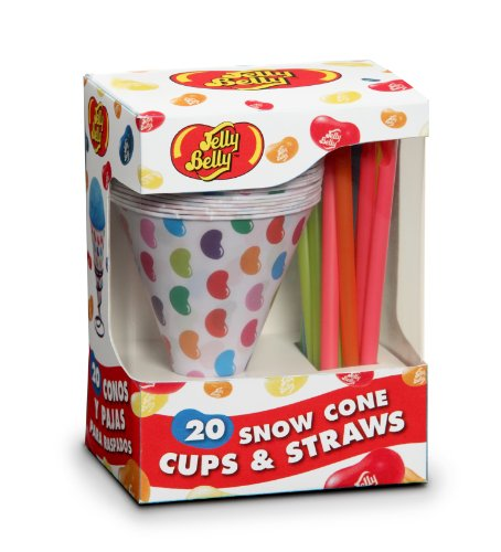 snow cone jelly belly syrup - 8