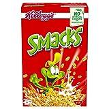 Kellogg's Cereales Smacks - 2 Paquetes de 450 gr - Total: 900 gr