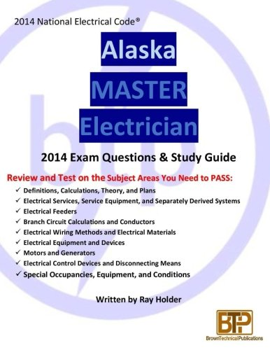 Alaska 2014 Master Electrician Study Guide