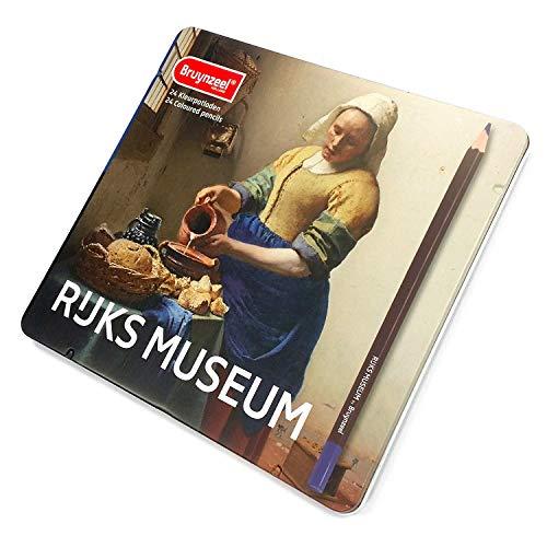 Bruynzeel–Rijks Museum Edition 24von hoher Qualität Buntstifte–Die Milchmädchen