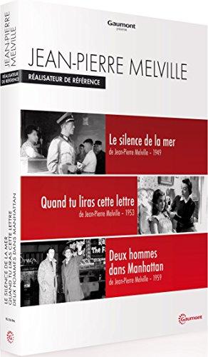 Jean-Pierre Melville-Réalisateur de référence: Le Silence de la mer + Quand tu liras Cette Lettre + Deux Hommes dans Manhattan