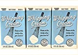 2. Trader Joe's Shelf Stable Whipping Cream Cream at the Ready When You Need It 8 Fl oz (Case of 3)
