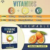Zoom IMG-1 vitamina c d3 k2 60