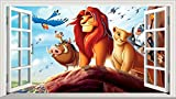 Chicbanners The Lion King 3D V002 Magisches