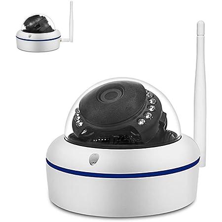 Safe2home 1x Funk Dome Überwachungskamera Full Hd Cam Für Safe2home Kamera Set Secure S1 0 Single Einzeln Funk Kamera 2 4 Ghz Nachtsicht Baumarkt