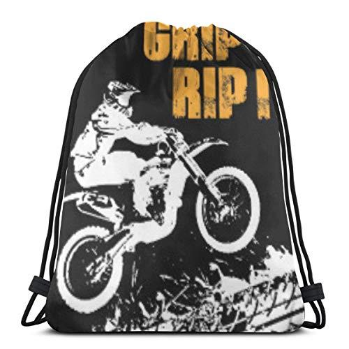 IDcommerce Nice Motocross Bikes Round Design Mens Womens Unisex Sweatshirt