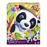 FurReal Friends - Peluche Interactive Cubby - Plum, le Panda Curieux - Version française