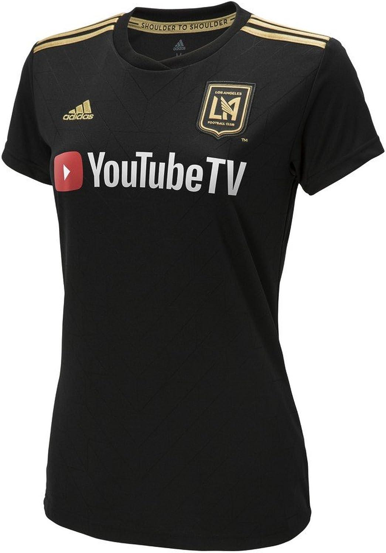 Adidas Los Angeles FC Women's Jersey Home Replica Soccer Jersey