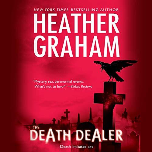 The Death Dealer audiobook cover art