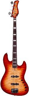 Sire Marcus Miller V9 ALDER-4 BRS Bass Sunburst Marrón Satinado