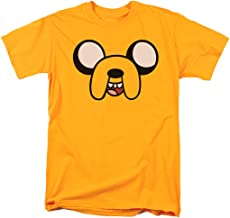 Adventure Time Jake The Dog Cartoon Network T Shirt & Stickers