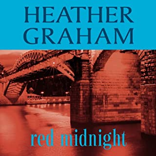 Red Midnight audiobook cover art