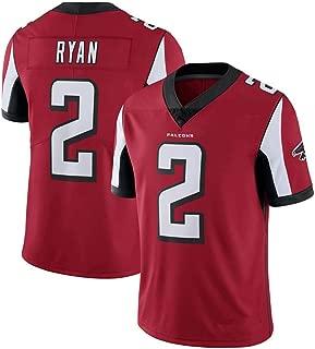 Men's Atlanta Falcons Matt Ryan Black Stylish Retro Easy Personality Jersey