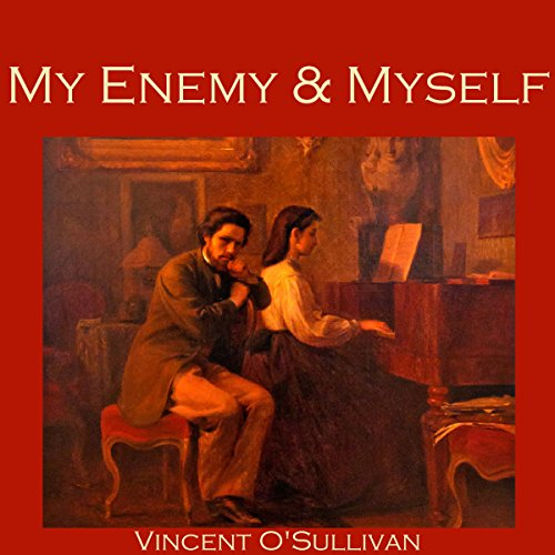 My Enemy and Myself audiobook cover art