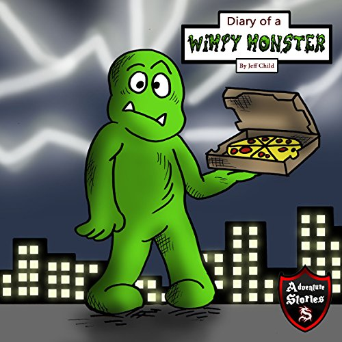 Diary of a Wimpy Monster cover art