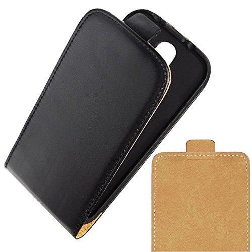 My-Extra Flip Slim Case Handytasche Klapptasche passend für Sony Xperia E1