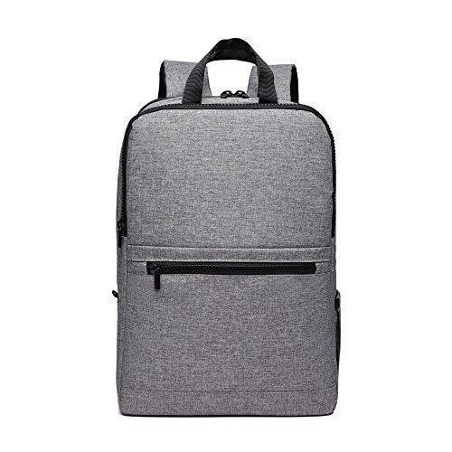 Danny® Business Anti-Theft con gran compartimiento para computadora portátil para hombres, mujeres, mochilas de viaje resistentes al agua Escuela College School Bolsa para computadora para portátil de 15.6