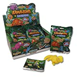 SBABAM- KAMALEONTI Y LUCERTOLE Pack 4 sobres Jelly Planet, 047-19 , color/modelo surtido