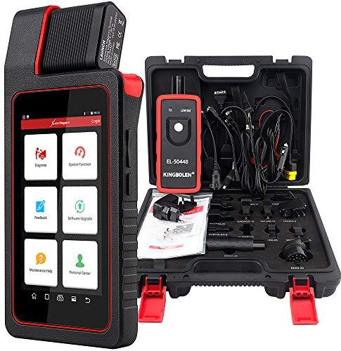 LAUNCH X431 DIAGUN V Diagnosi auto tutte Sistema completo bidirezionale Bluetooth OBD2 Scanner Strumenti diagnostici automobilistici Codifica ECU 31+ Servizio di ripristino Leggi codici chiari