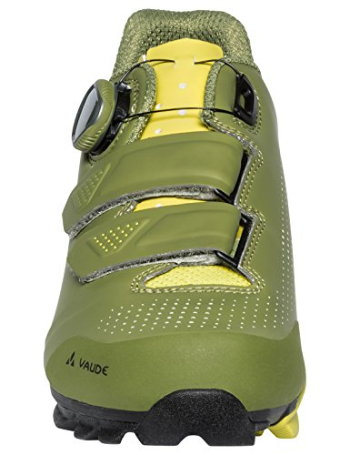 VAUDE MTB Snar Advanced, Zapatillas de Ciclismo de montaña Unisex Adulto, Verde (Holly Green 791), 40 EU