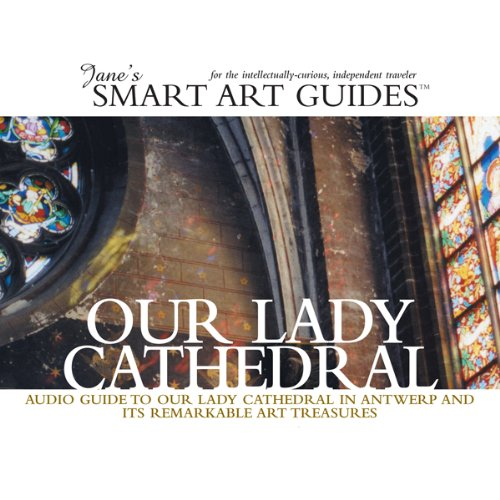 Our Lady Cathedral, Antwerp audiobook cover art