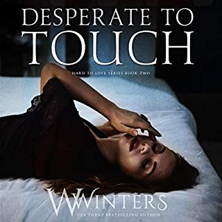 Desperate to Touch cover art