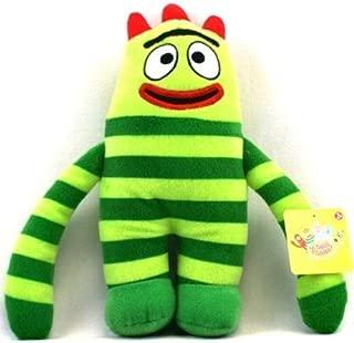 Yo Gabba Gabba Brobee Plush Doll Preschool Toys