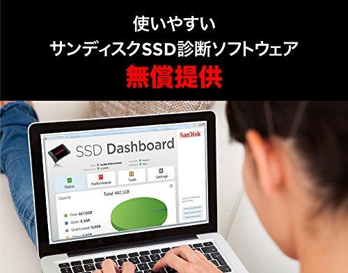 SanDisk(サンディスク)『ウルトラ3Dソリッドステートドライブ』