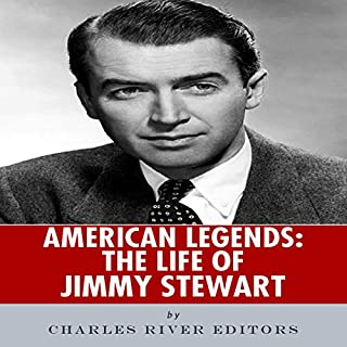 American Legends: The Life of Jimmy Stewart audiobook cover art
