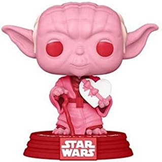 Funko Pop! Star Wars: Valentines - Yoda with Heart