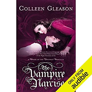 The Vampire Narcise audiobook cover art