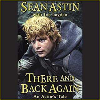 There and Back Again audiobook cover art