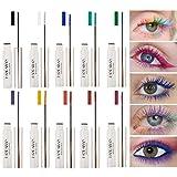 Blue Mascaras Review and Comparison