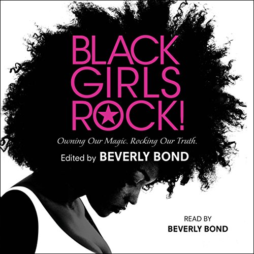 Black Girls Rock! audiobook cover art