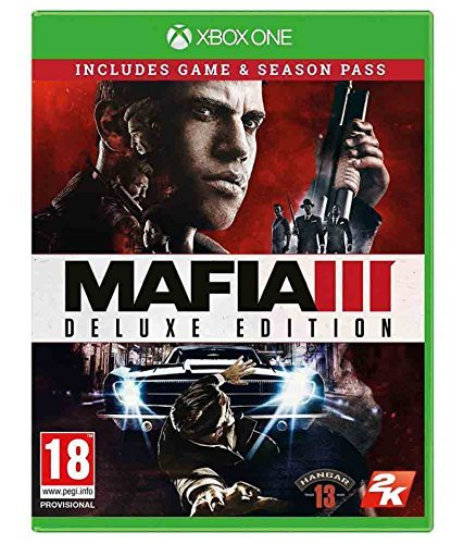 Mafia Iii Deluxe Edition (Includes FAMILY Kick-Back) Xbox1 [