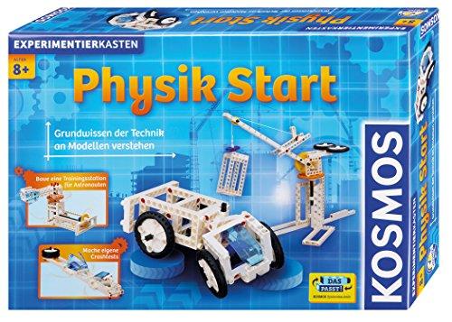 Kosmos 628314 - Physik Start Experiment
