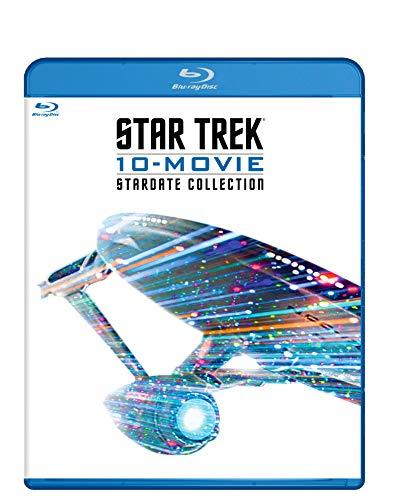 Star Trek 10-Movie Stardate Collection [Blu-ray]