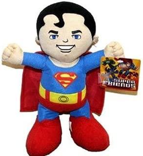 1 X Superman Plush Toy - DC Super Friends Doll (13 Inch) by DC Comics