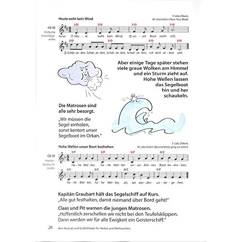 Music ED23137 9783795716820 - Minimúsicos y contadores para otoño ...