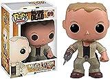 A-Generic Funko The Walking Dead Figura # 69 Merle Dixon (Sin Caja) ¡Pop! Multicolor...