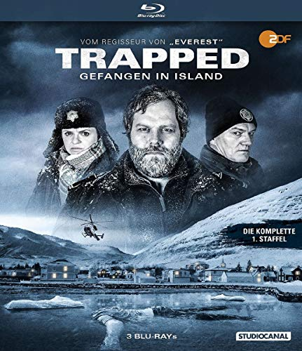 Trapped - Gefangen in Island - Staffel 1 [Blu-ray]