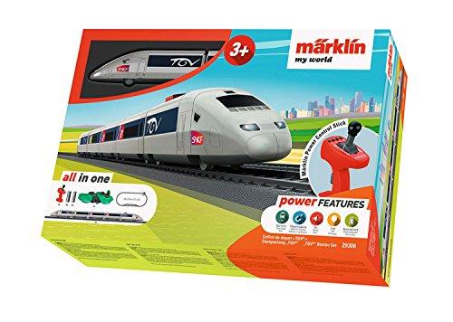 Speelgoed-ijzeren trein sprookklin my world 29306 - startpakket