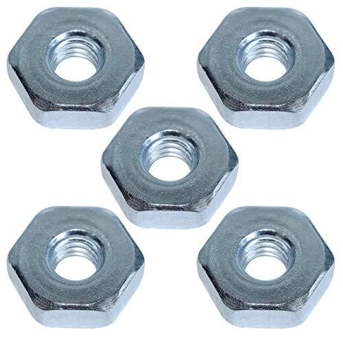 AUMEL 5 Teile/los Kettenraddeckel Stangenmutter Kit Fit STIHL MS171 MS181 MS192T MS211 MS231 MS251 MS291 MS311 MS361 MS362 MS391 MS441 MS461 Kettensäge Ersatzteile.